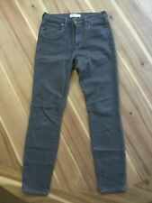 Madewell High Rise Skinny Jeans Size 27