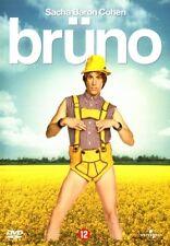 BRUNO : DVD - KOMEDIE  sacha baron cohen - NIEUW