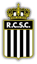 Sporting Charleroi FC Belgium Soccer Football Car Bumper Sticker Decal 3'' x 6''