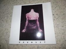 1990.Catalogue exposition.le dos de Véronique.Gérard Gasquet