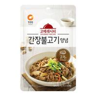 Korean CHUNGJUNGWON GOURMET RECIPE GANJANG BULGOGI Sauce 120g