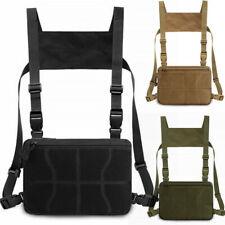 1000D Taktisch Truhe Weste Tasche Molle Militär Zubehör EDC Taille Beutel Tasche
