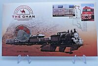 2019 Colored 50 Cent Coin UNC Prestige PNC Celebrating 90 Years of The Ghan RAM