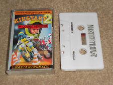 * nuevo * Kickstart 2 + curso De Diseño-Amstrad CPC 464 664 * mastertronic *
