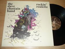 LP Dave Chastain bande rockin roulette/us-southern rock Allman Brothers