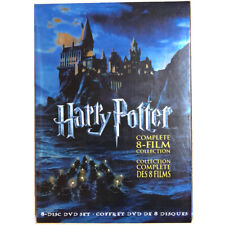 Harry Potter: Complete 8-Film Collection (Dvd, 2011, 8-Disc Set) New & Sealed!