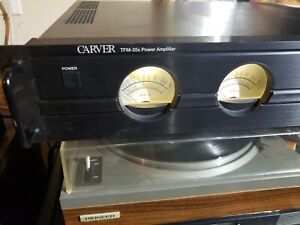 Carver magnetic field power amplifier TFM-35X.