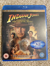 Indiana Jones And The Kingdom Of The Crystal Skull 2 Disc Special Blu-ray
