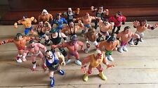 Hasbro Titan WWE WWF Vintage Wrestling Action Figures. Bundle Of 20.