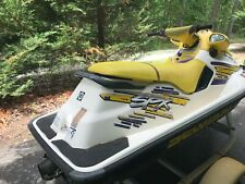 Sea Doo Boat Trailer Included For Sale Ebay