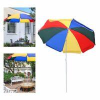 200cm Sonnenschirm Garten Schirm Ampelschirm Schirm Balkonschirm Marktschirm UV