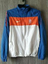 Nike Netherlands KNVB Longsleeve Zip Jacket Top Football Shirt Jersey Size Large