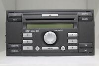 Original Ford 6000 CD Radio Single CD-KW2000 Autoradio 6S61-18C815-AF 2-DIN