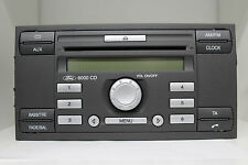 Original Ford 6000 CD Radio Single CD-KW2000 Autoradio 6S61-18C815-AF 2-DIN
