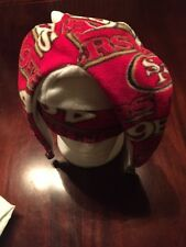 IMPERFECT NFL SAN FRANCISCO 49ERS Jester Hat (Circumference Of 21 Inches). TL7