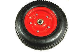 16 x 4.50-8  Tyre Wheel Wheelbarrow Wheel with  19mm Centre Hole 4.8/4.0-8- New
