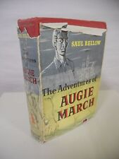 Saul Bellow - The Adventures of Augie March - First English Edition