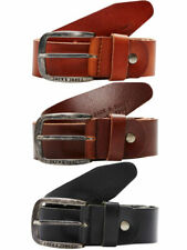 Jack & Jones Mens Leather Belt 'JACPAUL'