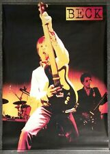 Beck on stage Poster