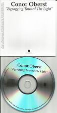 Bright Eyes CONOR OBERST Zigzagging toward the Light PROMO DJ CD Single 2014
