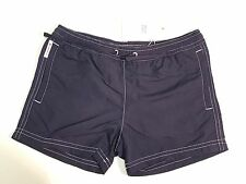 NEW Armani Youth Boys Navy SWIMSUIT Bathing Suit Knickers R8365 Sz 6 RTL $110