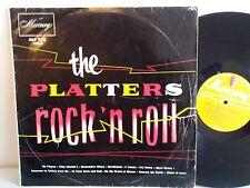 THE PLATTERS Rock n roll mlp 7112