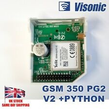 GSM-350 GSM / GPRS Module for Visonic PowerMaster Systems - UK Seller