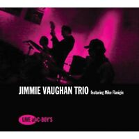 JIMMIE TRIO & FLANIGIN,MIKE VAUGHAN - LIVE AT C-BOY'S   CD NEW+