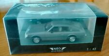Toyota Celica Ta40 Liftback silber Neo 1/43 OVP rar
