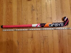"Indoor Field Hockey Stick, Grays, JNR ALPHA, 30"", Excellent Condition"
