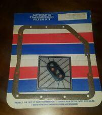 THM 350 350C 250 250C Automatic Transmission Service Kit Filter W/Pan Gasket NOS