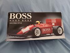 Boss  'Hugo Boss Indy RC  Race Car' Vintage Remote Control 27 MHZ NIB