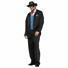 Costumes for All Occasions Fw131574 Wild West Avenger Adlt 6ft 200