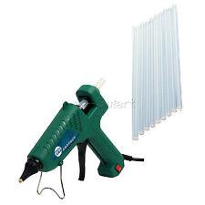 Practical 7mm*25cm Clear Hot Melt Glue Adhesive Sticks For Heating Glue Gun UK
