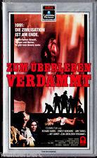 """VHS - """" Zum Überleben VERDAMMT ( Ravagers ) """" (1979) - Richard Harris - RCA"""