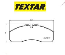 2916002 Kit pastiglie freno a disco Iveco-Renault (MARCA-TEXTAR)