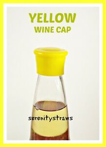 BOTTLE CAPS, Wine, Beer, Soda Straw Hole Caps!!