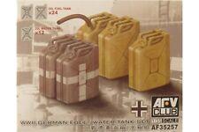 AFV Club AF35257 1/35 German Fuel/Water Tank Set