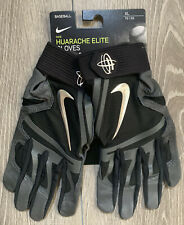 NWT Nike Huarache Elite Baseball Batting Gloves GB0448-087 Adult Size XL