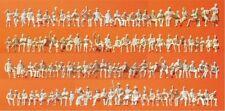 Preiser 16328 Sitting Persons. 120 Unpainted Figures H0