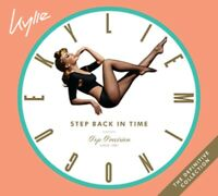 Kylie Minogue - Step Back in Time - New Deluxe 2CD