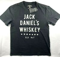 NWT NEW Men's Lucky Brand Jack Daniels Whiskey No. 7 T-Shirt Tee Top Choose Size