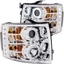 Headlight Set-LT AUTOZONE/ANZO 111086