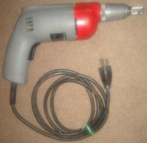 Hilti DT-1 Drywall Screw Gun 115v 2500 RPM tested working