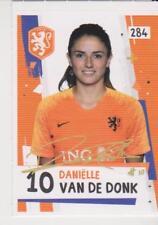 AH 2018/2019 Panini Like sticker #284 Danielle van de Donk Holland national team