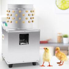Quail Small Turkey Chicken Plucker Plucking Machine Poultry De Feather 30