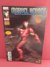 MARVEL HEROES - SAGA COMPLETE IRON MAN - N°5 - PANINI COMICS VF - 2011 - M07815