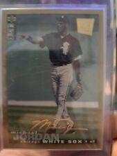 1994 Collectors Choice Gold Signature Michael Jordan -RARE SEE ALL PICS