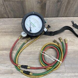Mid-West Instruments Model 845 845-3 Back Flow Test Kit
