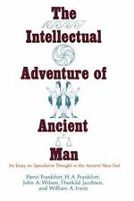 The Intellectual Adventure of Ancient Man: An Essay of Speculative Tho-ExLibrary